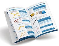Product catalog design.