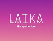 Laika - Free Font