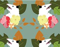 possum print