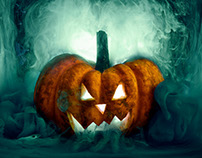Halloween - Animation by Chris Roome