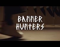 Adidas // Banner Hunters