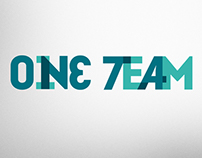 logotipo ONE TEAM
