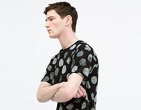 Print Pattern S/S 15 Zara Man