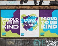 Freedom From Torture Proud To Be Kind Campaign