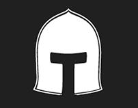 """""""BLACKSMITH"""" Animated Logotype"""