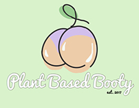 Brand Development for Plant Based Booty