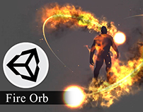 3D Effect Tutorials - Fire Orb Effect Tutorials