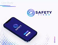 Safety Visor Brand Identity Design