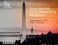 Novo Nordisk - Fly-In Networking Reception