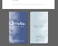 Smoka Bowling Branding Exercise