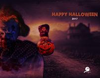 Happy Halloween 2017 MM Design EP