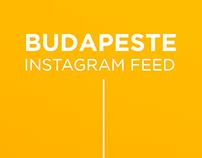 AGÊNCIA BUDAPESTE INSTAGRAM FEED