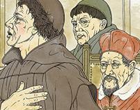 Martin Luther for Süddeutsche Zeitung