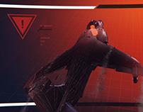 Badass Pilot: Show Graphics