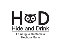 Hide & Drink - Re Branding, Web & Product Design...