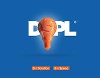 DSPL Logo Design