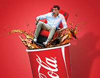 Coca-Cola Cinema Promotions