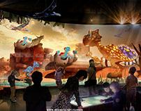 Dinosaur Themepark