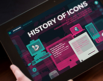 HISTORY OF ICONS  – A visual brief on icon history
