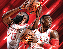 2015-16 Rockets #PURSUIT