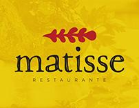 Rebranding - Matisse Restaurant