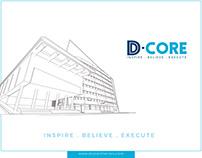 D-core Logo