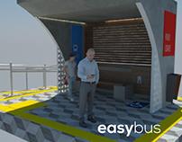 EasyBus - Modelagem 3D