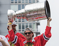 Chicago Blackhawks 2015 Stanley Cup Parade