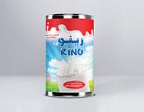 Rino Milk Powder Packaging