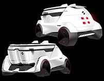 Renault VUE Autonomous Concept