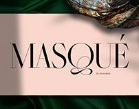 Masqué Typeface