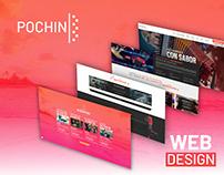 POCHIN | WEB DESIGN • WEB DEVELOPMENT