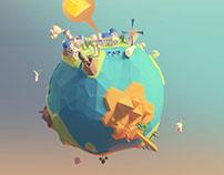 Micro-World :)