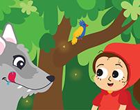 Children's Book - Little Red Riding Hood