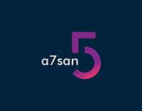 A7san5 Visual Identity