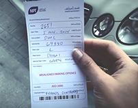 Nissan Parking Ticket