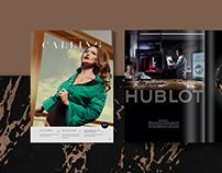 Hilton Calling Magazine.