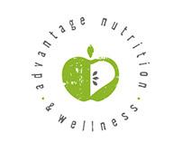 Advantage Nutrition & Wellness Identity System