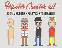 Hipster Creator Kit