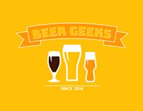 Beer Geeks  - app UI