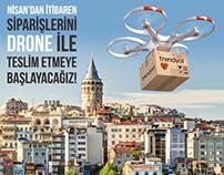 1 April Drone project