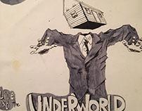 Underworld Flyer 1992