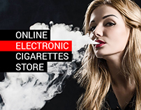 Online store electronic cigarettes