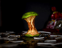 """El arte del olvido"" - Food Photography"