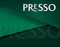PRESSO • POSTER