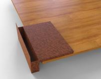 SWEEP cutting board