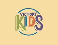 Victory Kids Branding & Case Study