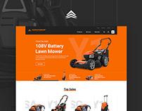 Yard Force E-Commerce