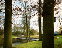 Liedtspark Oudenaarde by Abscis Architects