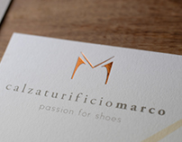 Calzaturificio Marco – branding